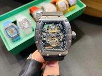 homens relógios de luxo china venda por atacado-luxo Relógio de pulso crânio movimento moda casual quadrado relógios masculinos china de luxo em aço inoxidável Dial relógio de mergulhador automática