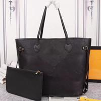 Wholesale soft floral handbag for sale - Group buy Designer handbags Purse Fashion Women Bags Travel Leather Zipper Handbag Bag Accessories Female Designer Bag Female Purse with Wallet