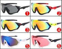 Wholesale cycling sunglasses online - 2018 Popular Polarized Sunglasses for Men Women Outdoor Sport Cycling Sun Glasses Goggles Sunglasses Quality AAAA Colors