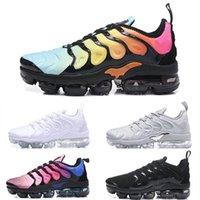 bebek tenisi toptan satış-Nike air max 95 Bebek Çocuk Marka Klasik Tn Runnning Ayakkabı OG Yıldönümü Erkek Kız Spor Ayakkabı Üçlü Siyah Çocuk Tasarımcı Sneakers Eğitmenler Tenis