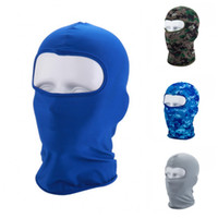 maskenentwurfsfarbe großhandel-Hot Design Fahrrad Sand Proof Maske Atmungsaktive Sonnencreme Motorrad Masken Schnell Trocknend Komfortable Kopfbedeckungen Unterschiedliche Farbe 2 6wlH1