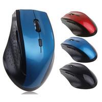 ingrosso mini mouse senza fili di modo-Mouse da tavolo per mouse da mouse wireless con mouse 2.4G