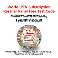 Wholesale arabic iptv account online - iptv account for Android TV Box K with abonnement iptv countries thousands tv channels IPTV Subscription France Portugal Arabic UK IT