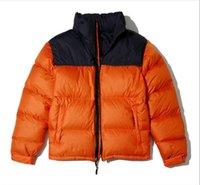 мода снег парка оптовых-2019 Новый LT496 зима мужская мода толстые парки мужчины снег пальто дышащий теплый тепловой зима вниз хлопок Jakcet мужчины бренд одежды