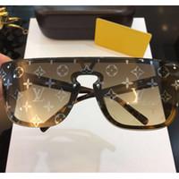 hombres famosos de gafas de sol al por mayor-2019 gafas de sol de diseñador Z2329E hombres mujeres de lujo populares gafas de sol de diseñador famosas gafas de moda LbrandA Perfect plating occhiali da sol