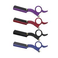 Fashionable Design Multi Colors Beauty Personal Care Shaving Razor Handle Face Shaving Stainless Steel Manual Razors