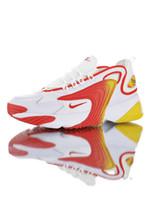 blaue flammenschuhe großhandel-New Zoom 2K Sneaker Zoom 2000 Schuhe Schwarz Blau Flamme Feuer Weiß Rot Männer Laufen Basketball Herren Trainer Lässige Turnschuhe Chaussures 40-46