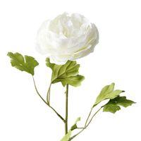 flores de amapola roja artificial al por mayor-Alta calidad Artificial flores de peonía solo tallo largo ramo hermosa simulación fiesta de flores decoración de la boda envío gratis