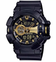 Wholesale luxury date digital watch for sale - 2018 AAA G Style Mens Watches LED Outdoor Man Shock WristWatch Military Digital Clock Watch reloj hombre Date Male Swim Alarm Luxury Watches