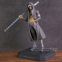Wholesale lucy figure for sale - Group buy Anime One Piece Ichiban kuji Prize Dressrosa Lucy Luffy Trafalgar Law PVC Figure Collectible Model Toy
