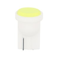 Wholesale green 1157 bulb for sale - Group buy Ceramic Car Interior LED T10 COB W5W Wedge Door Instrument Side Bulb Lamp Car Light White Blue Green Red Yellow Source