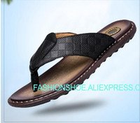 c3f1820cfb5f49 Wholesale fabric thong sandals online - Summer Leisure Flip flops Flat heel  Thong Beach Sandals for