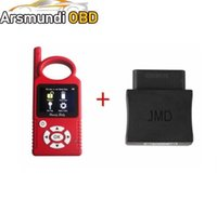 Wholesale 46 copy chip car key for sale - New CBAY V8 Handy Baby Hand held Car Key Copy Auto Key Programmer for D Chips With JMD Assistant Handy Baby OBD Adapter