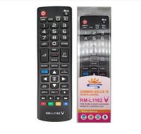 dijital tv uzaktan kumandası toptan satış-Evrensel Akıllı Uzaktan Kumanda Değiştirme LG Samsung HDTV Akıllı Dijital TV Kontrol Akıllı LED LCD TV