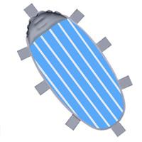 надувной коврик для пляжа оптовых-Надувной Пляжный Коврик Открытый Водонепроницаемый Складной Коврик Одеяло Легкий Компактный Открытый Пикник Земля Лист Брезент