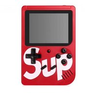 juego android hdmi al por mayor-50pcs / HDMI SUP 400 IN 1 Game BOX Console Handheld GAME PAD con caja al por menor DHL envío rápido gratis