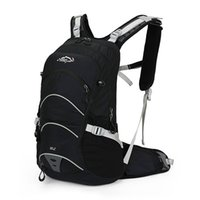 Wholesale travel denim bag for sale - Group buy New L Waterproof Bicycle Backpack Ventilate Cycling Climbing Travel Running Portable Backpack Outdoor Sports Water Bags