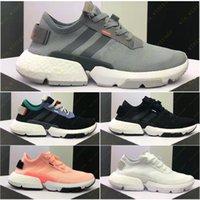 Adidas Originals POD S3.1 System Boost Designer P.O.D POD S3.1 Système Hommes Femmes Chaussures de Course Triple Noir Blanc OG Gris Rouge Entraîneur