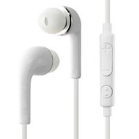 Wholesale xiaomi earphones resale online - J5 EG900 Earphone mm In Ear Earphones Microphone Headphones For Huawei Xiaomi Samsung S6 S7 S8 S9