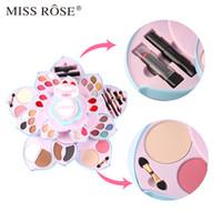 Wholesale shadow blush lipstick resale online - Eye Shadow Lip Gloss Lipstick Cushion Makeup Brush Blush Eyebrow Pencil Eyebrow Powder Professional Makeup Tools Set TSLM1