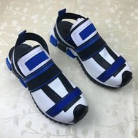 Wholesale men simple rubber shoes for sale - Group buy 2019 new Korean version of the wild simple retro students Harajuku style ulzzang Roman shoes sandals for men and women vy89603