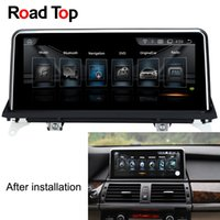 Wholesale bmw build for sale - Group buy 10 quot Resolution Android Multimedia Touch Screen for BMW X5 X6 E70 E71 Car with Radio GPS Navigation