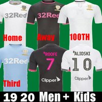 Wholesale limited edition soccer for sale - Group buy 19 Leeds United TH anniversary limited edition soccer jerseys COSTA PHILLIPS third CLARKE Celebrates Football Shirts kids