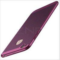 iphone hohl großhandel-Atemheizungs-Handyfälle für iphone 5 5s bereiften Telefonfall für iphone 6 7 8 plus xr xs maximale Abdeckung aushöhlen Harte Muschel