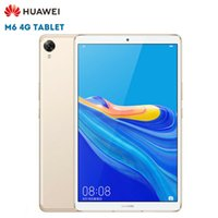 Wholesale new octa core tablet resale online - 2019 New Arrival Huawei Mediapad M6 inch Tablet PC GB GB WiFi Android Kirin Octa Core mAh Support Google play