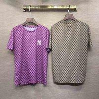 camisas de manga curta de seda mens venda por atacado-2019 t para mens 100% roupa casual material medusa roupas de seda natural clássico beachwear manga curta para homens camisa polo
