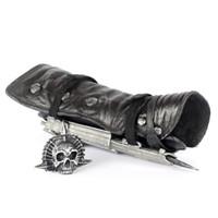 лезвия стрелы оптовых-из печати Рукава Arrow Master of Pirate Hidden Blade косплей рукава стрелки со стрелкой в рукаве ИГРУШКИ