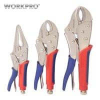 alicates de bloqueio venda por atacado-Ferramentas WORKPRO 3PC Locking Alicates de soldagem Alicate Set 7