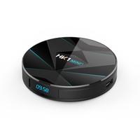 Wholesale mini max online – Hk1 mini plus Android TV Box Ram GB GB RK3318 k Dual wifi Bluetooth4 PK H96 MAX