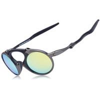 bisiklet sürme gözlükleri toptan satış-MTB Açık Spor Alaşım Çerçeve Polarize Bisiklet Gözlük UV400 Sürme Gözlük Bisiklet Güneş Gözlüğü Bisiklet Gözlük ulculos gafas 6030 # 171494