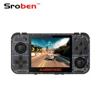Wholesale downloads videos resale online - Anbernic RG350 IPS Retro Games Video games Upgrade Game Console PS1 Game Bit Opendingux Inch Support Games Download