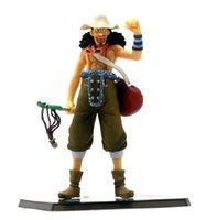neue weltpuppen großhandel-Anime Animation One Piece Zwei Jahre später New World die Lysop Action-Figuren PVC Puppe Spielzeug Sammlung in Box ca. 14cm verpackt