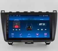 mazda araba dvd gps navigasyon radyo toptan satış-Android 8.1 RAM 2G ROM 32G MAZDA 6 2008-2015 için Araba DVD Oynatıcı araç navigasyon multimedya araba stereo radyo ses