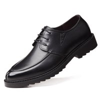 Luxury brand young men s shoes Korean fashion pointed male England dress  business casual shoes trend fashion breathable wedding shoes b119e0b2945