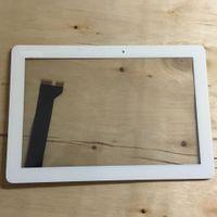 touchscreen digitalisierer glas für asus großhandel-10,1 zoll Touchscreen Weiß Touchscreen Panel Glas Digitizer Objektiv reparatur Für Asus MeMO Pad 10 ME102 ME102A K00F Touch panel