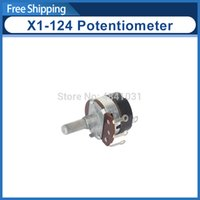 Wholesale variable potentiometer resale online - XMT2315 main control board Potentiometer DC Motor Speed Controller Adjustable Variable Speed Switch SIEG X1 WH24 R4K7