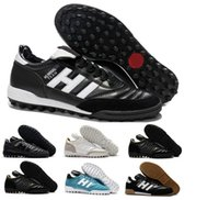 Wholesale professional casual shoes for sale - Group buy Mens Professional Copa Mundial Goal Indoor Team Astro Modern Craft Tf Turf Soccer Football Shoes Boots Scarpe Calcio Cheap Cleats Size