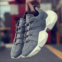 alto, alto, zapatos, estudiante al por mayor-Las zapatillas de deporte de moda para hombre más populares de la marca Las zapatillas de deporte de high-top zapatos de coco Zapatillas de viaje al aire libre Zapatillas de estudiante Envío gratis