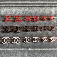 les hommes en or blanc achat en gros de-Haute qualité européenne USA bague en tungstène rose or rempli noir blanc rouge boucles d'oreilles hommes femmes croix graver lettre biblique USA taille 6-14