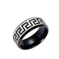 4,5 paar ringe großhandel-2019 luxus Gold Ringe Schlüssel Hochzeit Band Ringe für Geschenk Schmuck Mode Liebe Ringe für Paar Heißer Verkauf