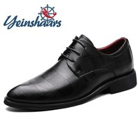 Wholesale comfortable mens dress shoe black resale online - Mens Shoes Casual Luxury Oxford High Quality Formal Shoes Evening Dresses Evening Male Comfortable Adulto Zapatos Hombre