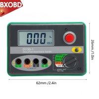 Wholesale insulation tester meter for sale - Group buy Dy30 Digital Insulation Resistance Tester v v v Megger Earth Ground Resistance Meter Megohmmeter v Ac Voltmeter