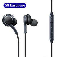 3.5 ملم S9 S8 سماعة أذن لـ SAMSUNG GALAXY S9 S8+plus Stereo sound earphone earbuds earbudies with wired In-Ear Headset MQ100