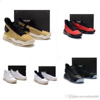 siyah magista futbol çizme toptan satış-Yeni Erkek AJ proto max 720 basketbol ayakkabı retro jumpman Hava uçuş üçlü orijinal kutusu ile siyah dışarı Kırmızı Beyaz sneakers çizmeler boyutu 7-12