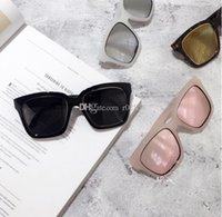 Wholesale restore ancient sunglasses resale online - Korean stars with a round face big box drive polarizing sunglasses female tide restoring ancient ways network with red round square sunglass
