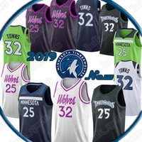 Wholesale rose online - Minnesota Derrick Rose jersey Timberwolves Karl Anthony Towns Andrew Wiggins Basketball Jerseys top quality